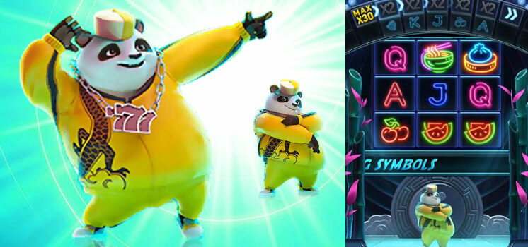 Get into The Mood of Gambling with Hip Hop Panda